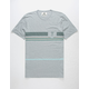 VISSLA Dredges II Mens Pocket Tee