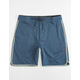 VISSLA Locker Sofa Surfer Mens Hybrid Shorts