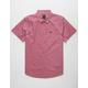 RVCA Cleta Rose Mens Shirt