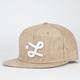 LRG PP Straw Mens Snapback Hat