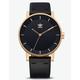 ADIDAS DISTRICT_L1 Black & Gold Watch