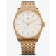 ADIDAS PROCESS_M1 Gold & White Watch