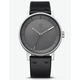 ADIDAS DISTRICT_L1 Silver & Black Watch