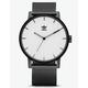 ADIDAS DISTRICT_M1 Black & White Watch