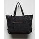 VIOLET RAY Charli Black Tote Bag