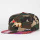 OFFICIAL Dolo Backcuts Mens Strapback Hat
