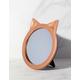 Rose Gold Cat Mirror