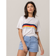 OP Epic Stripe Womens Tee