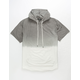 ELWOOD Ombre Charcoal Mens Hoodie