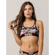 PSD Warm Flowers Sports Bra