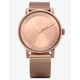 ADIDAS DISTRICT_M1 Rose Gold Watch