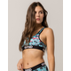 PSD Flamingo Inn Sports Bra