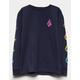 VOLCOM Stone Sleeve Girls T-Shirt