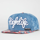 OFFICIAL Highlife Mens Snapback Hat