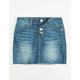 RSQ Button Girls Denim Skirt