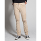 RSQ London Twill Moto Mens Skinny Ripped Jeans