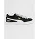 PUMA x Minions Suede Black & White Kids Shoes
