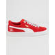 PUMA x Minions Suede Red & White Kids Shoes