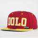 OFFICIAL Dolo Trojan Mens Snapback Hat