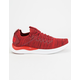 PUMA Ignite Flash evoKNIT Red Dahlia Shoes