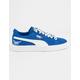 PUMA x Minions Suede Blue & White Kids Shoes