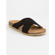 SODA Cross Strap Womens Sandals