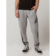 NITROUS BLACK Chambers Athlete Mens Jogger Pants