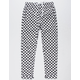 UNCLE RALPH Checkerboard Mens Joggers