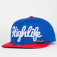 OFFICIAL Highlife Mens Snapback Hat