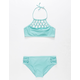 DAMSEL High Neck Girls Bikini Set