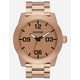 NIXON Corporal SS Rose Gold Watch