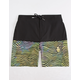VOLCOM Vibes Multicolored Boys Boardshorts