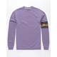 QUIKSILVER Wave Slide Mens Sweatshirt