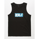 BLUE CROWN Savkan Mens Tank Top