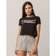 BILLABONG Dream Womens Crop Tee