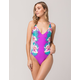 RIP CURL Hot Shot One Piece Swimsuit