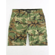 BRIXTON Transport Mens Cargo Hybrid Shorts