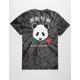 RIOT SOCIETY Panda Rose Mens T-Shirt