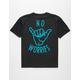 BLUE CROWN No Worries Boys T-Shirt