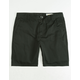 VOLCOM Frickin Drifter Black Mens Shorts