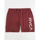 RVCA Kettle II Mens Sweat Shorts