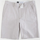 RVCA OXO II Mens Slim Shorts