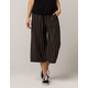 RVCA One Eighty Striped Womens Culotte Pants