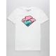PINK DOLPHIN Pod Crest Mens T-Shirt