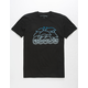 PINK DOLPHIN Dolphin Line Mens T-Shirt