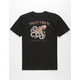 SALTY CREW Old Eight Legs Black Mens T-Shirt