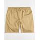 RVCA Dayshift Khaki Mens Volley Shorts