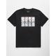 RSQ Sakura Petals Boys T-Shirt