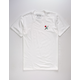 RIOT SOCIETY Rose N Knife Mens T-Shirt