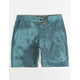 O'NEILL Locked Tyedye Mens Hybrid Shorts